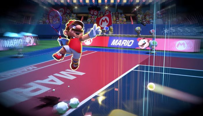 Mario Tennis Aces – Nintendo Direct 3.8.2018