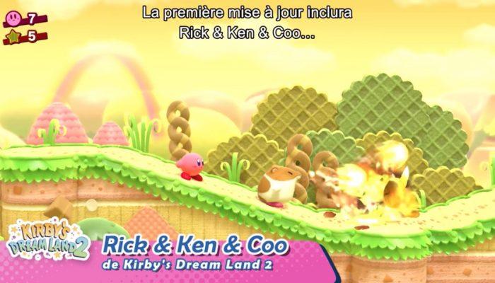 Kirby Star Allies – Faites équipe avec Roi Dadidou, Meta Knight et bien d'autres !