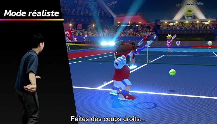 Mario Tennis Aces – Sortie le 22 juin, la balle est dans votre camp !