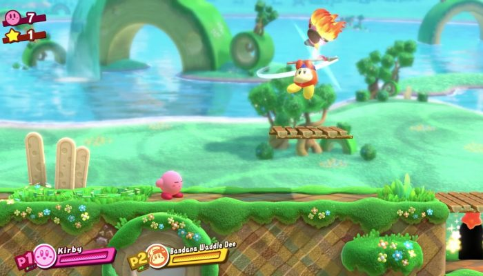 Kirby Star Allies – Japanese Nintendo Direct Headline 2018.3.9