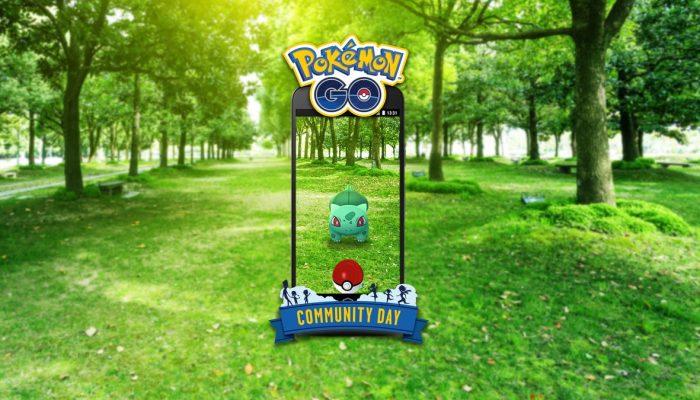 Next Pokémon Go Community Day announced for March 25