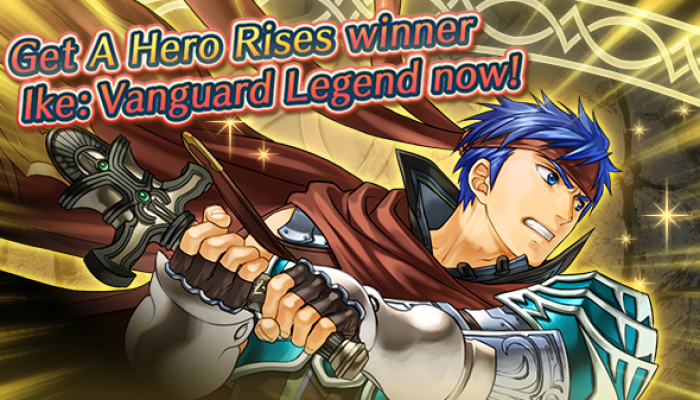 Vanguard Legend Ike available for free in Fire Emblem Heroes