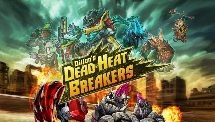 Dillon's Dead-Heat Breakers coming to Nintendo 3DS on May 24