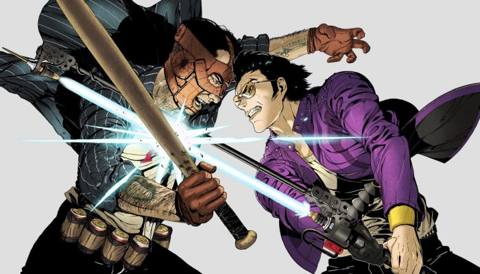 Travis Strikes Again No More Heroes to arrive on Nintendo Switch within this year