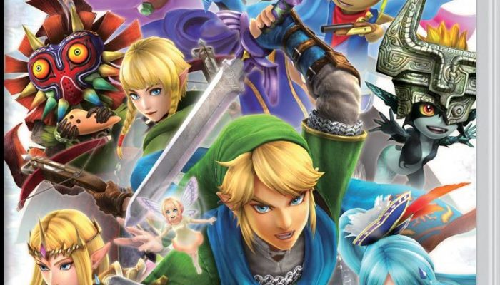 Hyrule Warriors Definitive Edition gets its Western release date