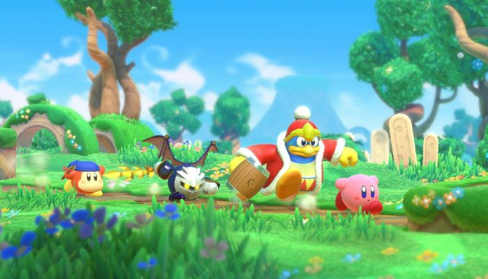 Dream Friends announced for Kirby Star Allies