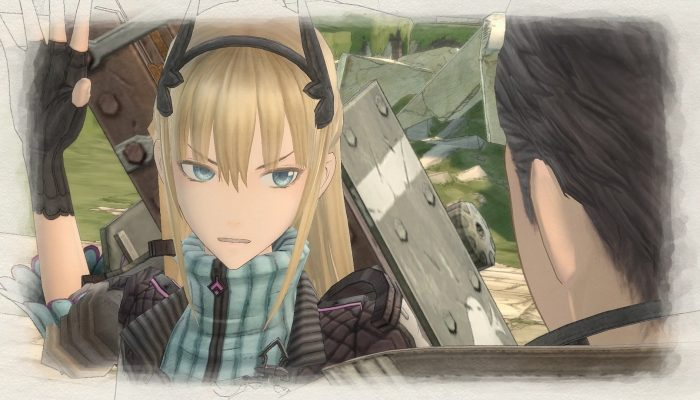 Valkyria Chronicles 4 – Japanese Character and Story Screenshots