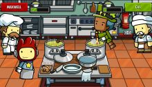 Nintendo eShop Downloads Europe Scribblenauts Showdown