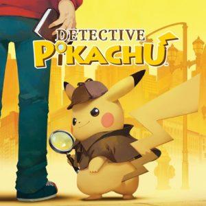 Nintendo eShop Downloads Europe Detective Pikachu
