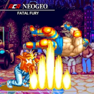 Nintendo eShop Downloads Europe ACA NeoGeo Real Bout Fatal Fury