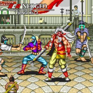Nintendo eShop Downloads Europe ACA NeoGeo Sengoku 2