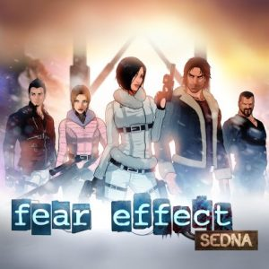 Nintendo eShop Downloads Europe Fear Effect Sedna