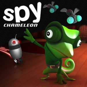 Nintendo eShop Downloads Europe Spy Chameleon
