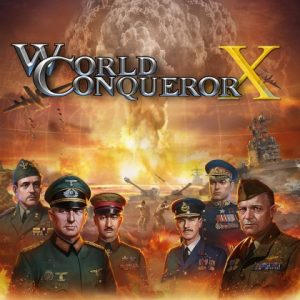Nintendo eShop Downloads Europe World Conqueror X