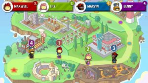 Nintendo eShop Downloads North America Scribblenauts Showdown