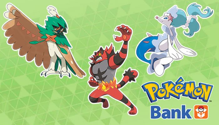 Pokémon: 'A New Bonus for Pokémon Bank Subscribers'