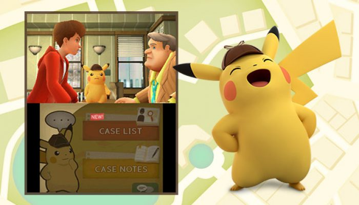 Pokémon: 'Detective Pikachu Is on the Case!'