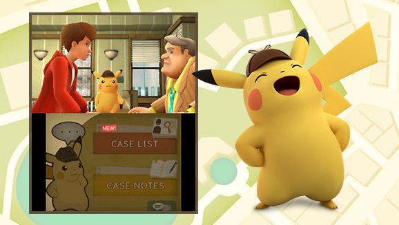 Pokemon Detective Pikachu Is On The Case Nintendobserver