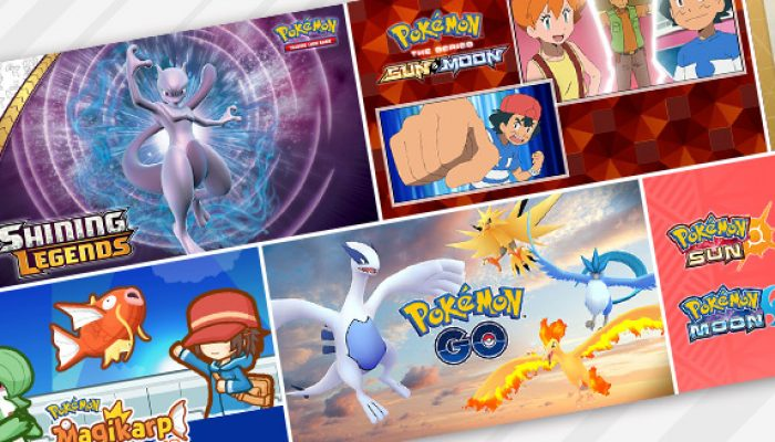 Pokémon: 'The Top Pokémon Stories of 2017'