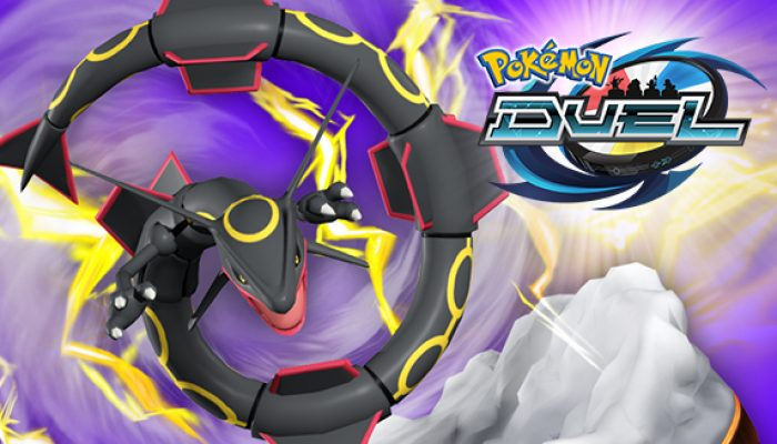 Pokémon: 'Battle for Shiny Rayquaza'