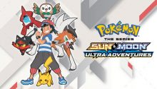 Pokémon the Series Sun & Moon Ultra Adventures