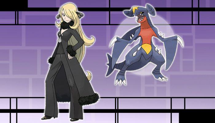 Pokémon: 'Trainer Spotlight: Champion Cynthia'