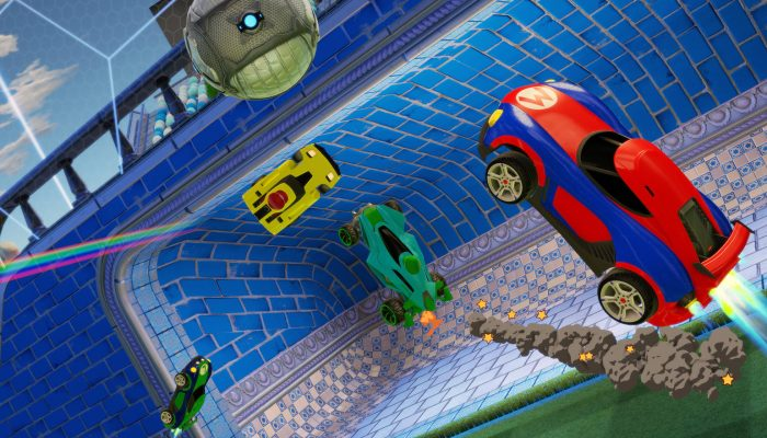 Rocket League: 'Tournaments Update: Optimizations And Video Capture On Nintendo Switch'
