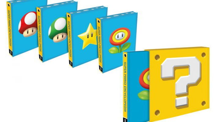Dark Horse: 'Power-Up Your Super Mario Encyclopedia With A Slipcased Deluxe Limited Edition!'