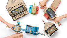 Media Create Top 20 Nintendo Labo