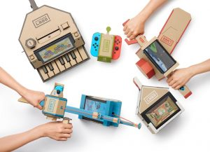 Media Create Top 50 Nintendo Labo