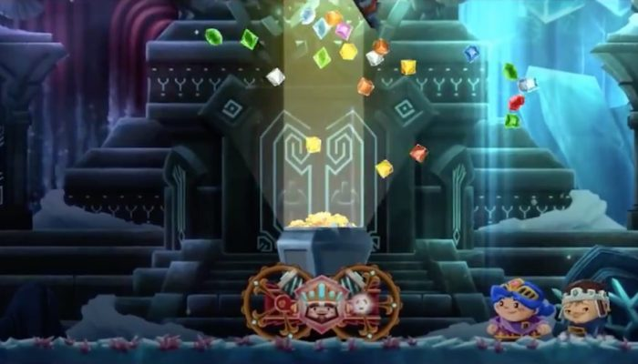 Super Chariot getting a physical version on Nintendo Switch