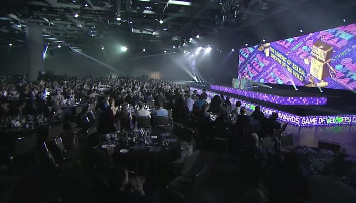 Independent Games Festival Awards & Game Developers Choice Awards 2018