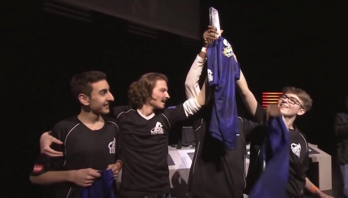 NoE: 'The winners of the Splatoon European Championship have been crowned!'