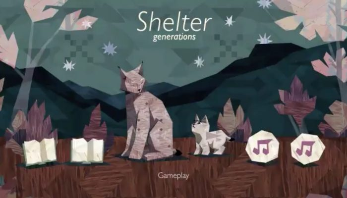 Shelter Generations coming to Nintendo Switch