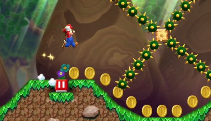 Super Mario Run – Promotional Gameplay