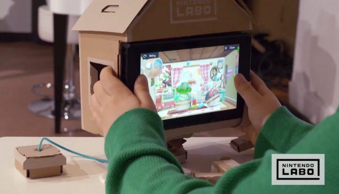 Nintendo Labo Studio Experience