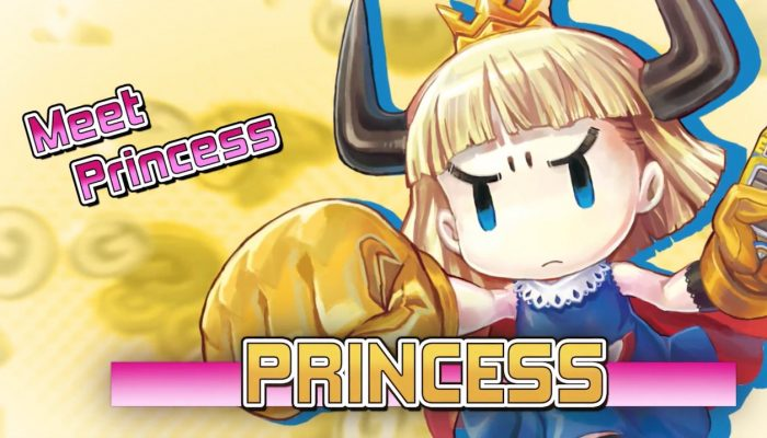 Penny-Punching Princess – Character Trailer