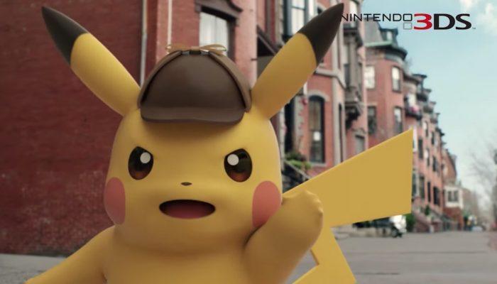 Détective Pikachu – Publicité Vif comme l'éclair pour résoudre les mystères !