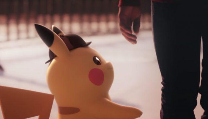Détective Pikachu – Publicité Une nouvelle aventure dans le monde fantastique des Pokémon !