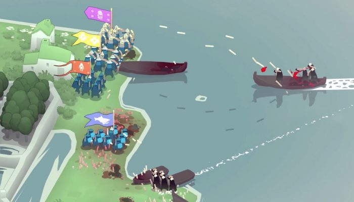 Bad North – Announcement Trailer