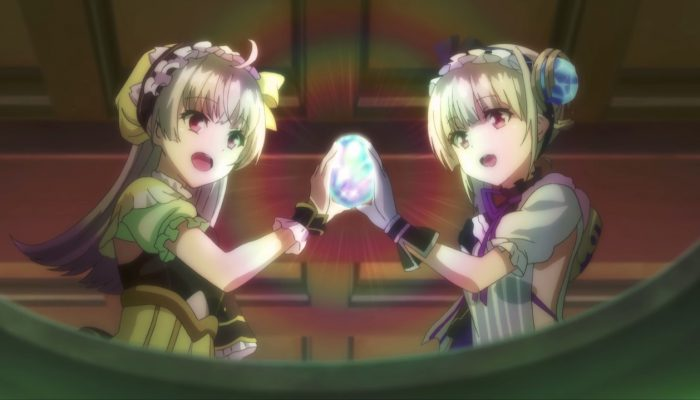 Atelier Lydie & Suelle: The Alchemists and the Mysterious Paintings – Launch Trailer