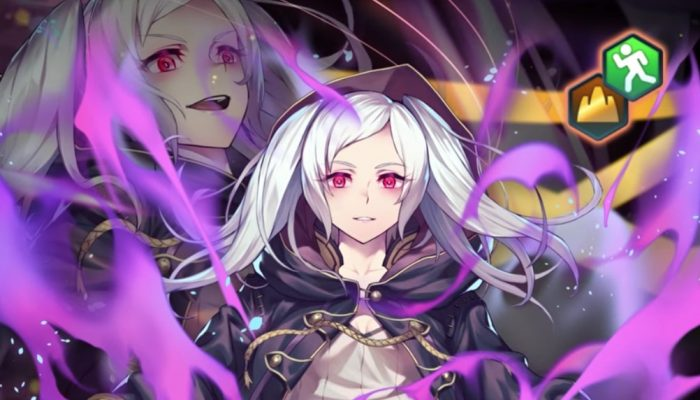 Fire Emblem Heroes – Legendary Hero (Robin: Fell Vessel) Trailer