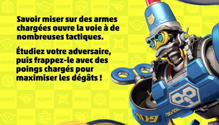 Arms – Chic Tips n°5 : Charger ses armes