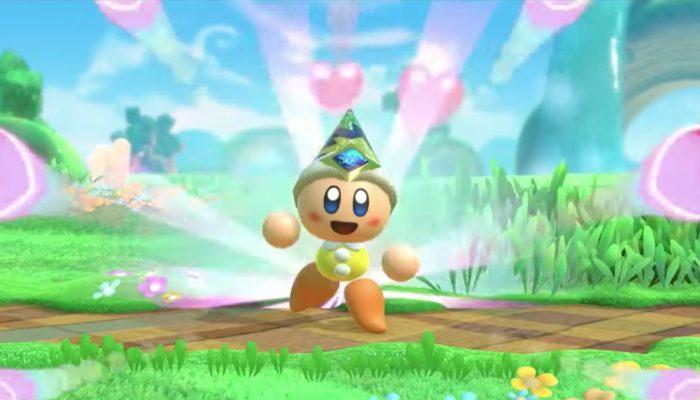 Kirby Star Allies – Publicité Vous n'avez pas encore craqué pour la boule rose ?