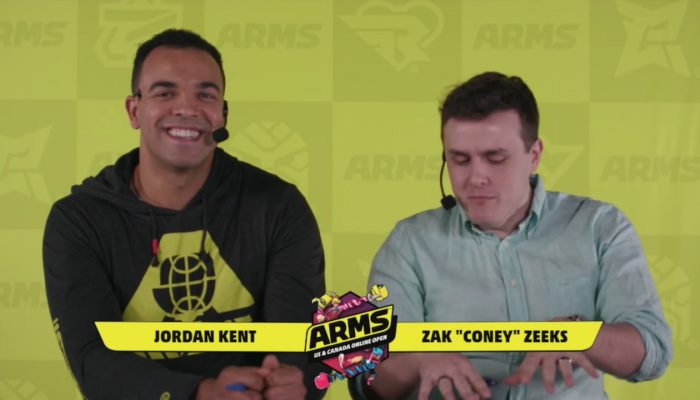 Arms US & Canada Online Open Finals