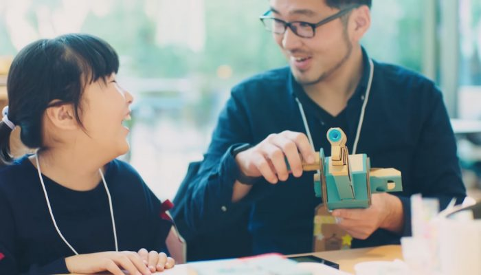Nintendo Labo – Latest Japanese Commercials