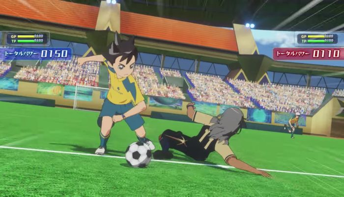 Inazuma Eleven Ares – First Japanese Commercial