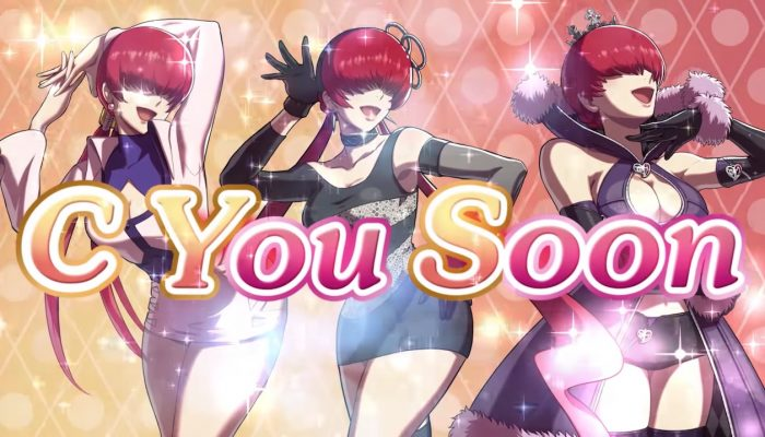 SNK Heroines: Tag Team Frenzy – Shermie Debut Trailer