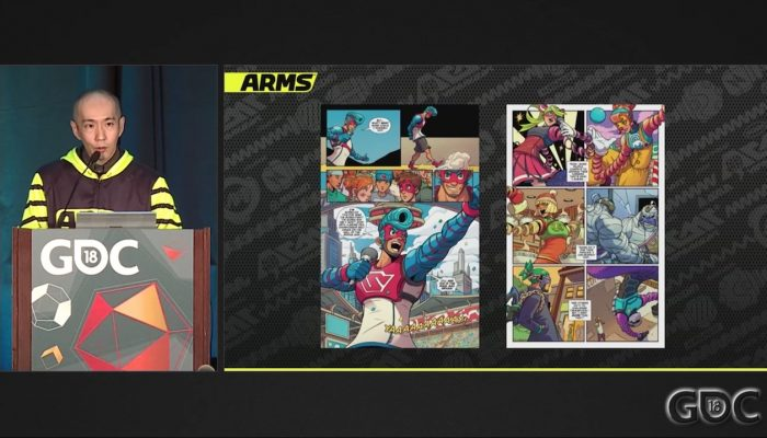 Arms: Building Mario Kart 8 Insights into a Showcase Nintendo Switch Fighter (GDC 2018)
