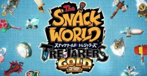 Media Create Top 20 Snack World Trejarers Gold
